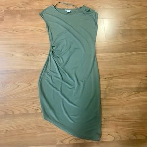 Bar III Dresses - Olive summer dress